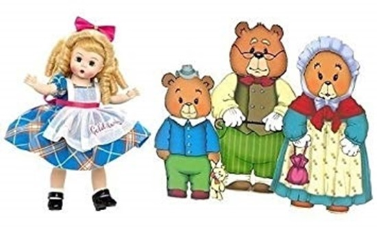 Goldilocks and the three bears Clip Art Clipart by StarcityDesigns, $4.00    Cachinhos dourados e os três ursos, Os três ursos, Historia cachinhos  dourados