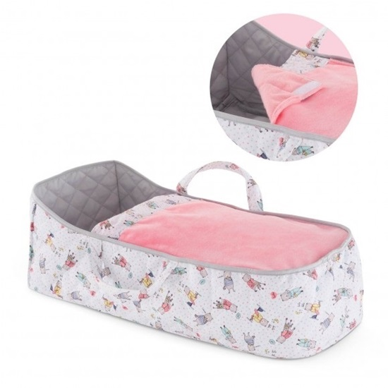 Picture of Carry Bed for Large Baby Dolls -  Mon Grand Poupon Collection