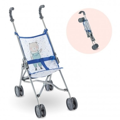 Picture of Blue Umbrella Stroller - fits up to 20' dolls