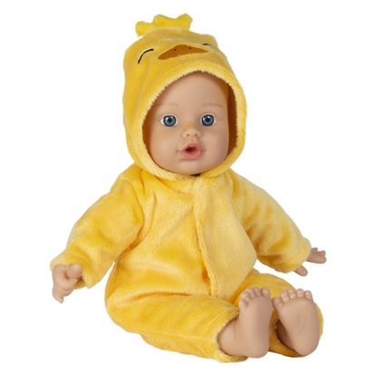 Picture of Funsie Onsie Baby Duck - 11 inches - soft body
