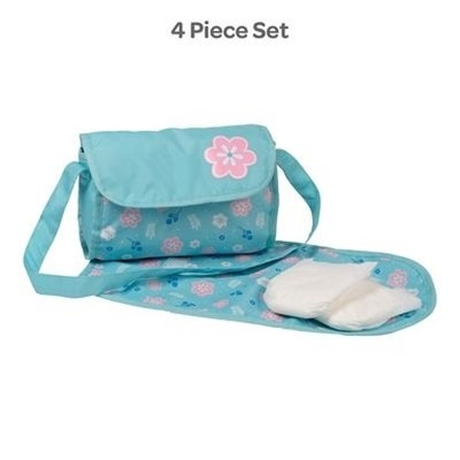 Picture of Flower Power Diaper Bag - New Print!