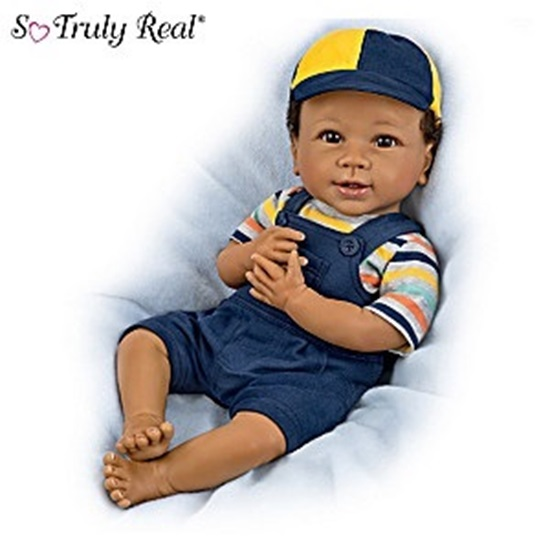 Picture of Just Too Cute Jackson - Cloth Body