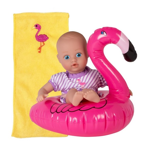 Picture of Splashtime Baby Tot - Fun Flamingo- 8.5 inches - water play