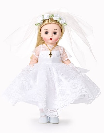 Picture of First Communion Blessings - Blonde