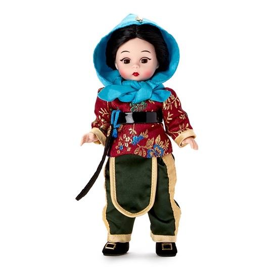 Picture of Hua Mulan
