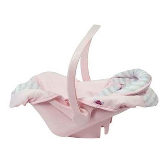 Picture of Pastel Pink Car Seat Carrier