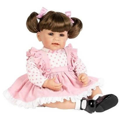 "Picture of Vintage - Adora 20"" Cuddle Me Vinyl -Brn Hair, Brn Eyes"