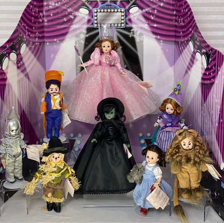 Picture for category Wizard of Oz Dolls