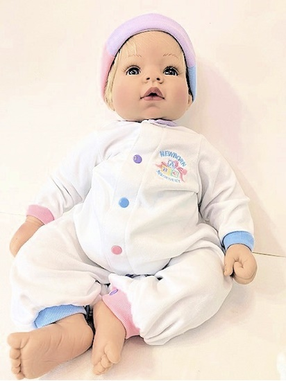 Picture of Baby Doll Adoption Kit - Caucasian