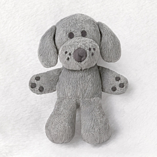 Picture of Aiden & Plush Dog - Free Next Day Shipping - In Stock