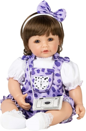 Picture of Cheetah Girl - ToddlerTime  Girl - Brn Hair, Brn Eyes, Med Skin