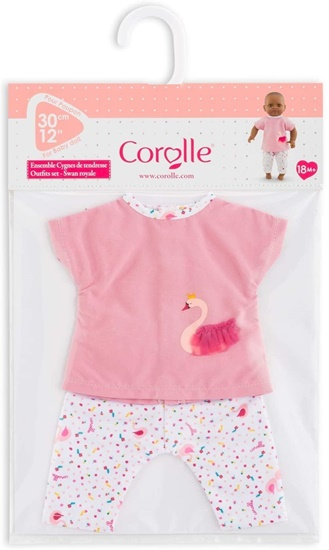 Picture of Swan Royale Outfit for 12 Inch Baby Doll