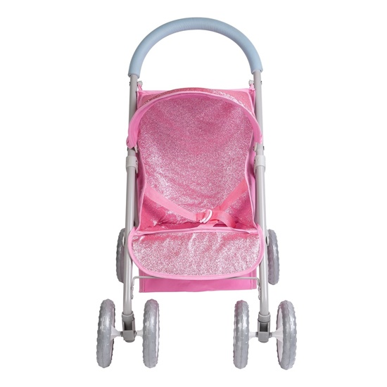 Picture of Pink Glam Glitter Stroller