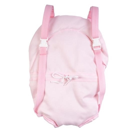 Picture of Classic Pastel Pink Baby Carrier