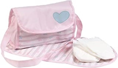 Picture of Classic Pink Diaper Bag