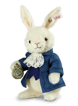 "Picture of ""Vincent The March Hare"" - Alice in Wonderland"