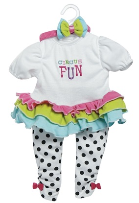 Picture of Circus Fun Outfit