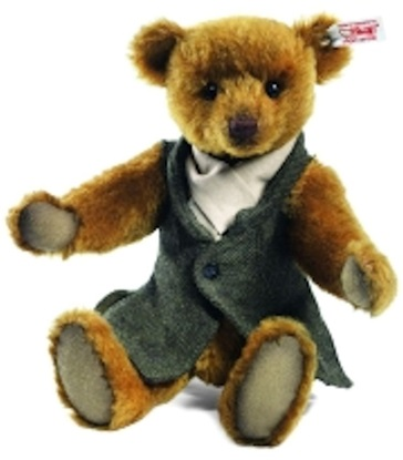Picture of Forrest Teddy Bear