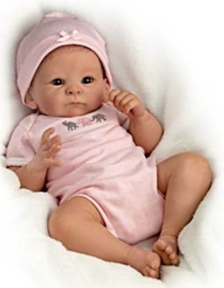 Picture of Little Peanut - Cloth Body
