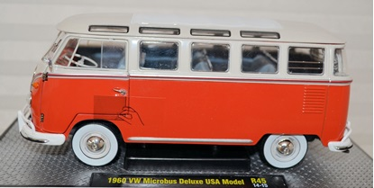 Picture of 1960 Volkswagon Microbus