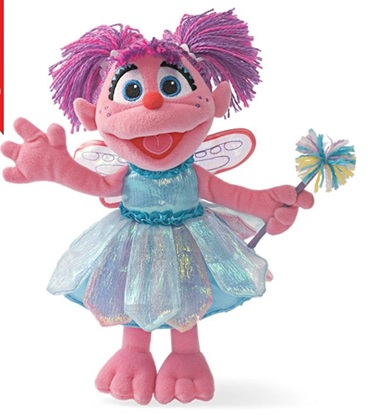 Picture of Abby Cadabby - 12 inch soft plush