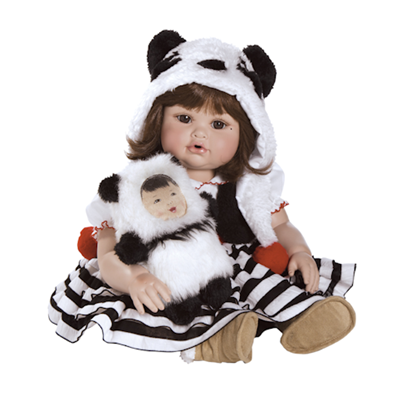 Picture of Baby Abby Panda Perfect