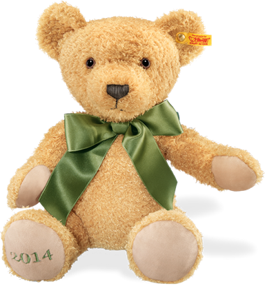 "Picture of ""Cosy"" 2014 - Plush Teddy Bear"