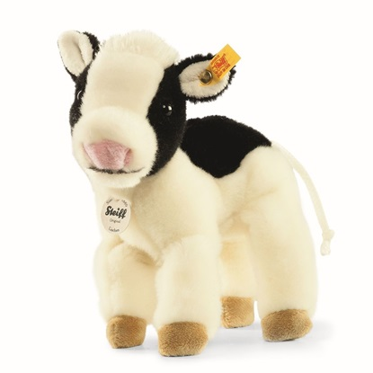 "Picture of ""Lischen"" Plush Cow"