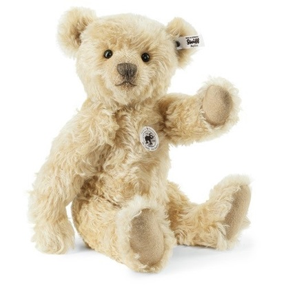 "Picture of ""Mr. Vanilla"" Replica 1906 Teddy Bear"