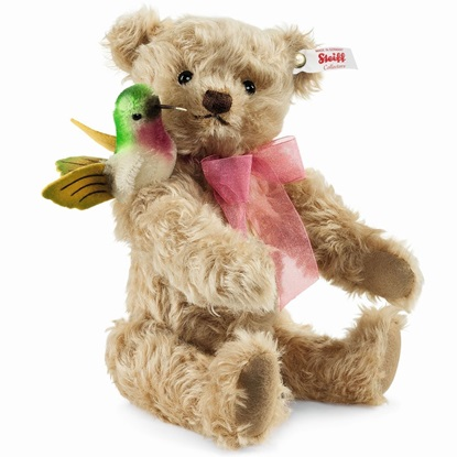 "Picture of ""Humming Along"" Teddy Bear"