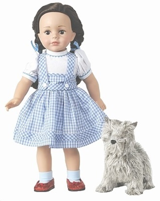 Picture of Dorothy and Toto