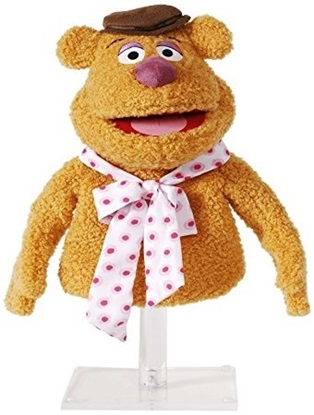 Picture of Fozzie Bear Puppet