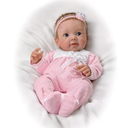 Picture of Adorable Addison - Cloth Body