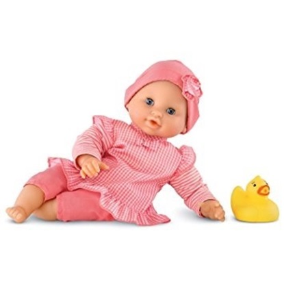 Picture of Mon Premier Bebe Bath Doll - Pink