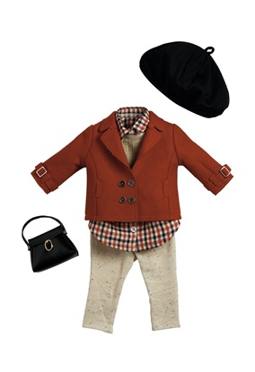 Picture of Cool Weather 3 Outfit for 18 inch Dolls