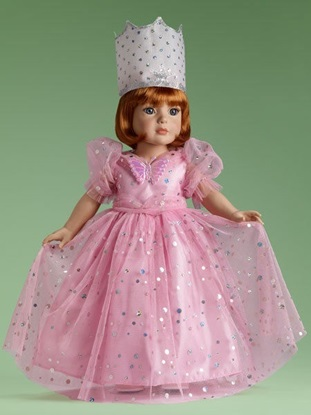Picture of Wizard of Oz - Glinda the Good Witch Outfit - OUTFIT ONLY